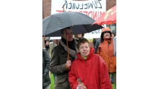 Arbeiterwohlfahrt ehrt treue Mitglieder